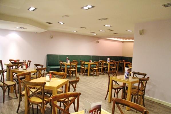 Salón para comer - Tiko Teko