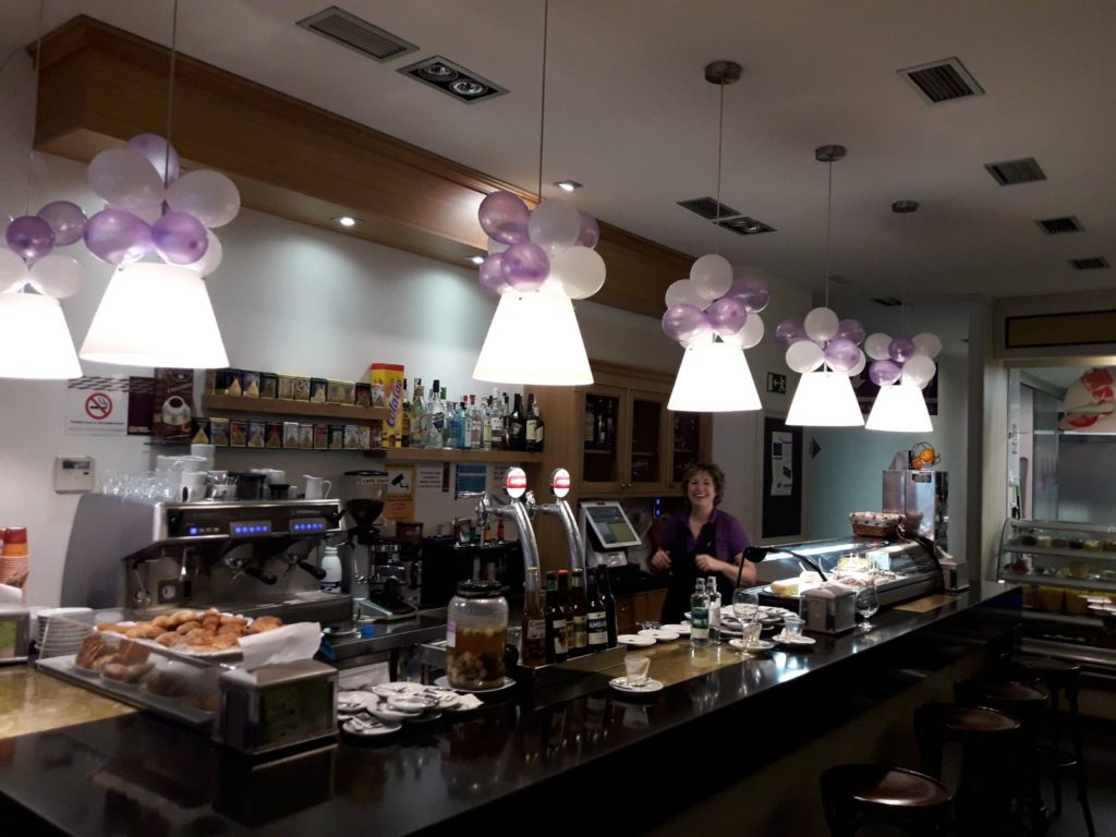 Servicio bar y cafetería - Tiko Teko
